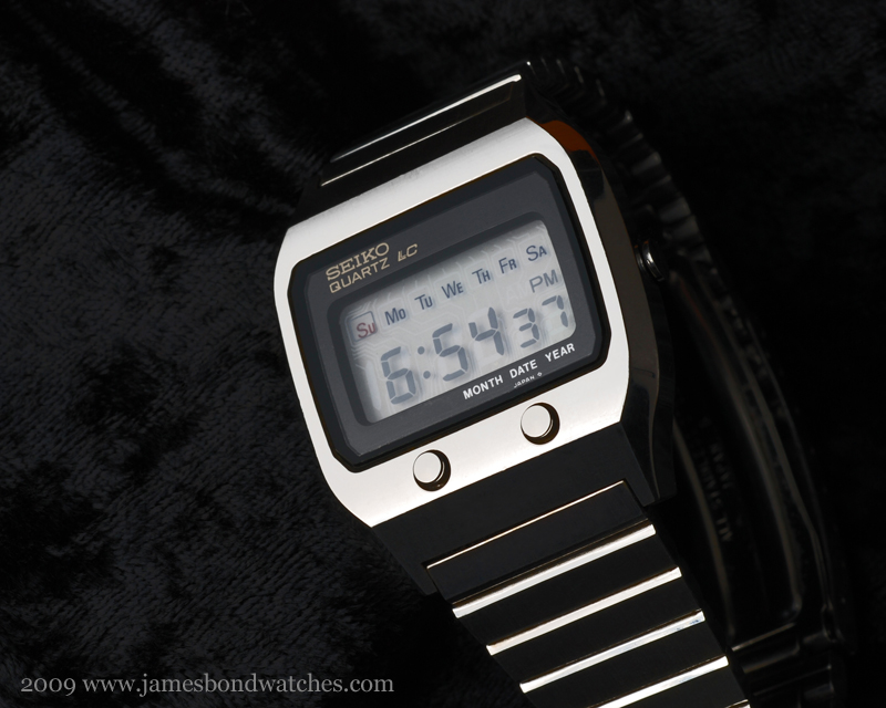 Dell Deaton  James Bond Watches