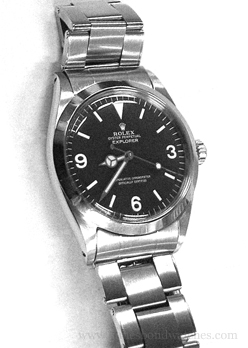 Rolex for sale on JamesList.com