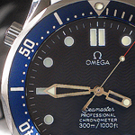 Omega Seamaster 2531.80 James Bond watch