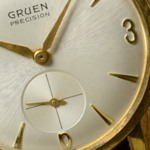 Gruen caliber 510, the first James Bond movie watch